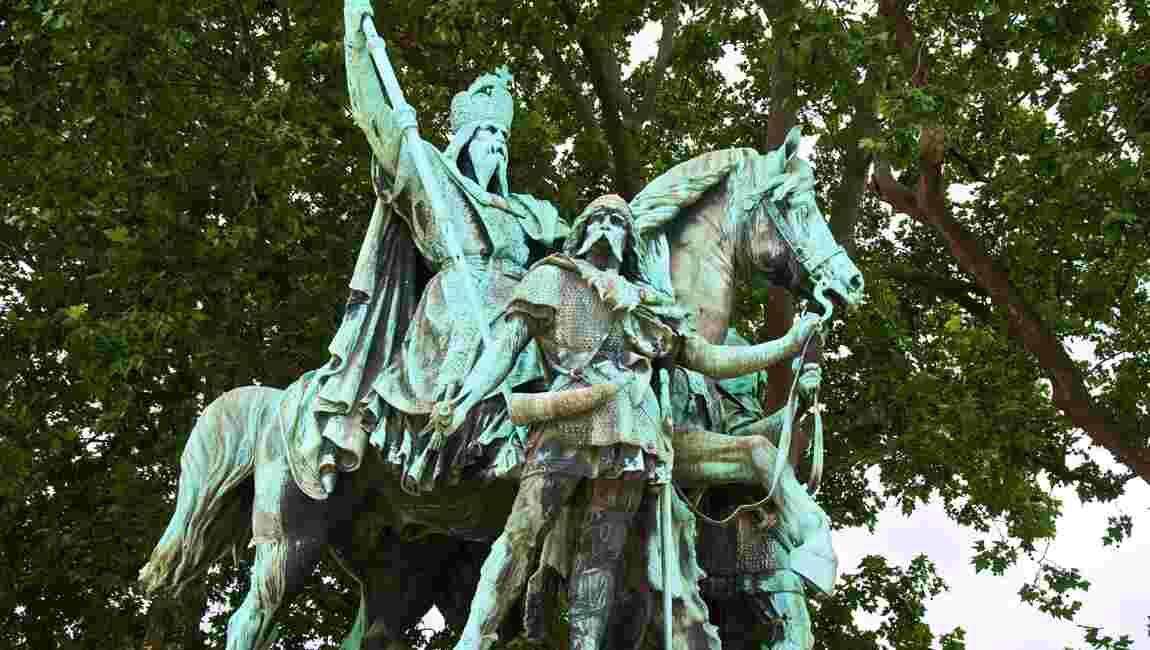 Charlemagne, le père de l'Europe ?