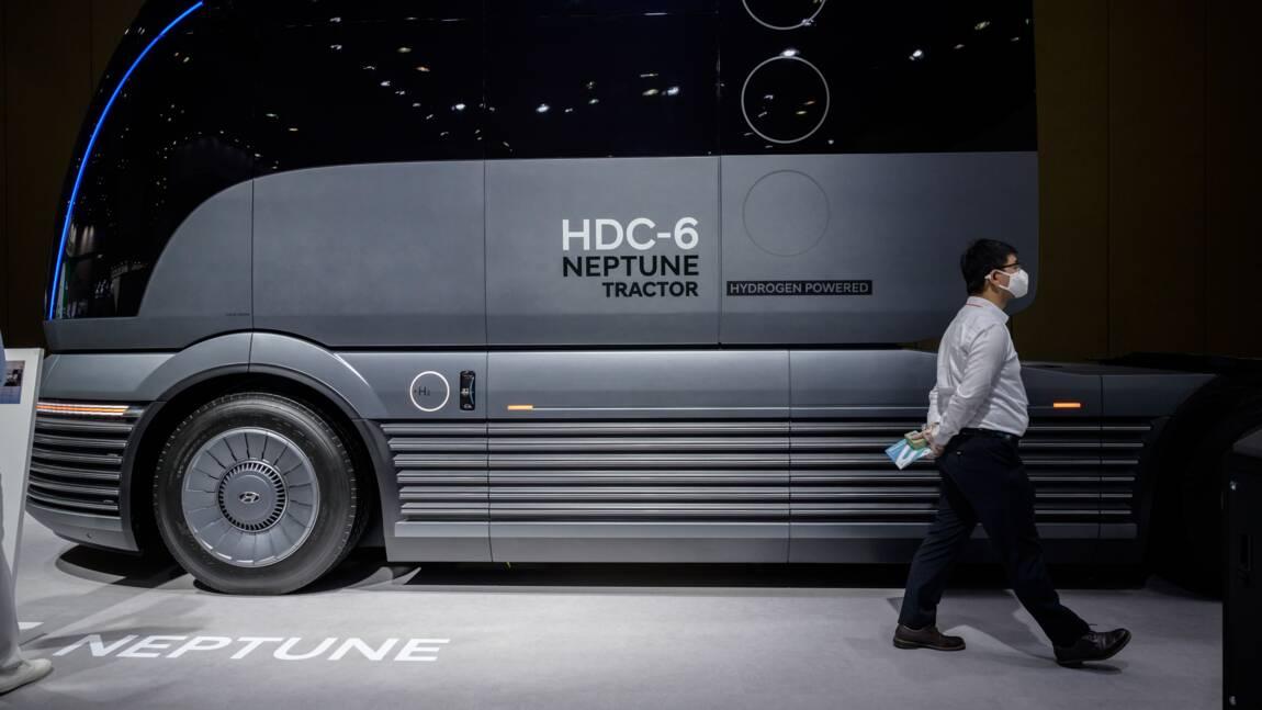 Les camions à hydrogène, prochaine grande révolution du transport ?