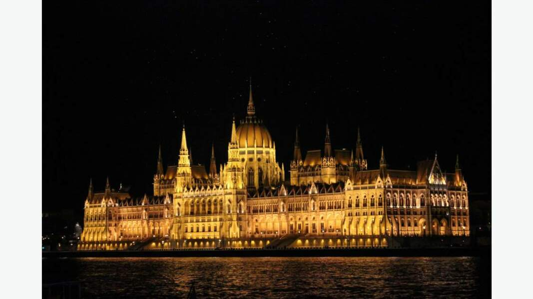 Le Parlement de Budapest