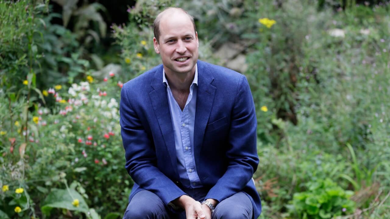 Le prince William exhorte à résoudre la crise climatique avant 2030