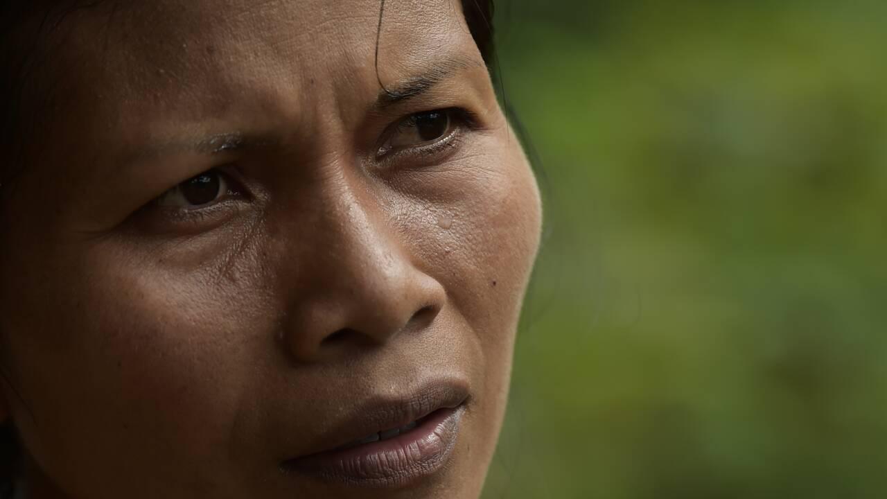 """Equateur: Nemonte Nenquimo, l'""""Erin Brockovich"""" waorani qui lutte contre l'exploitation pétrolière"""