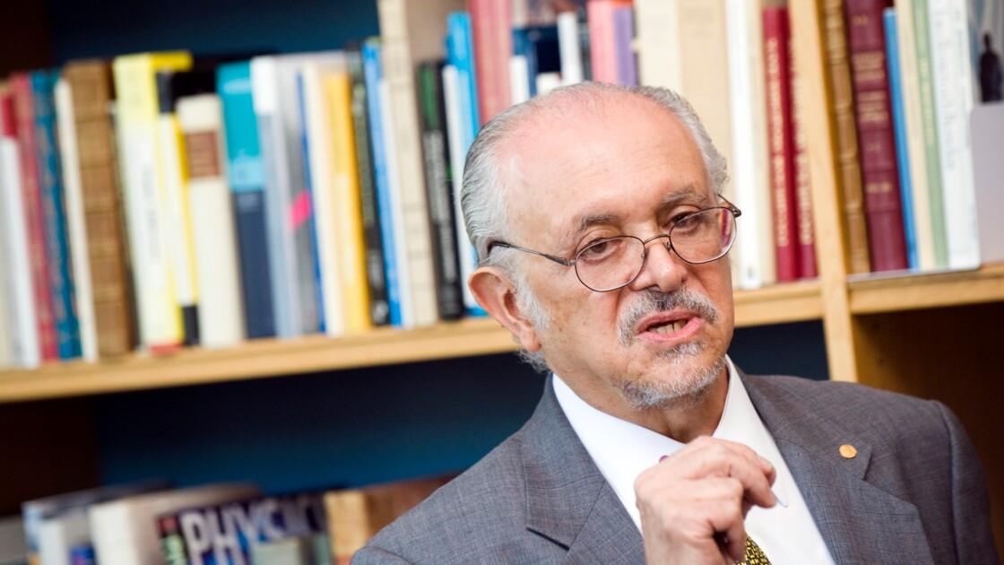Décès de Mario Molina, scientifique mexicain, prix Nobel de chimie en 1995