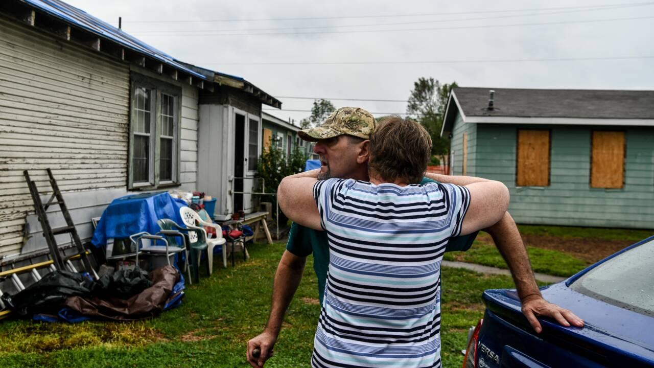 L'ouragan Delta a touché terre en Louisiane