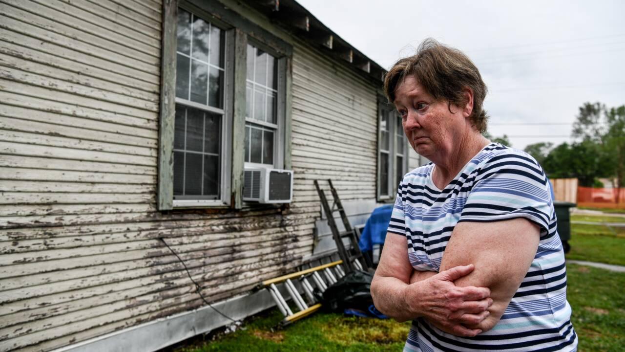 Détresse en Louisiane, où un ouragan en chasse un autre