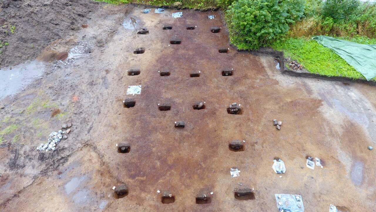 Les vestiges d'un temple païen vieux de 1200 ans découverts en Norvège