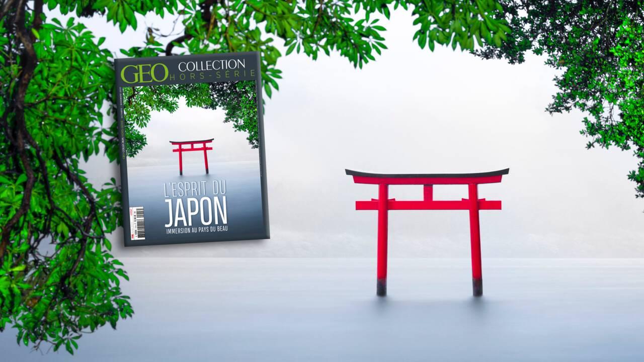 L'esprit du Japon au sommaire du nouveau hors-série GEO Collection