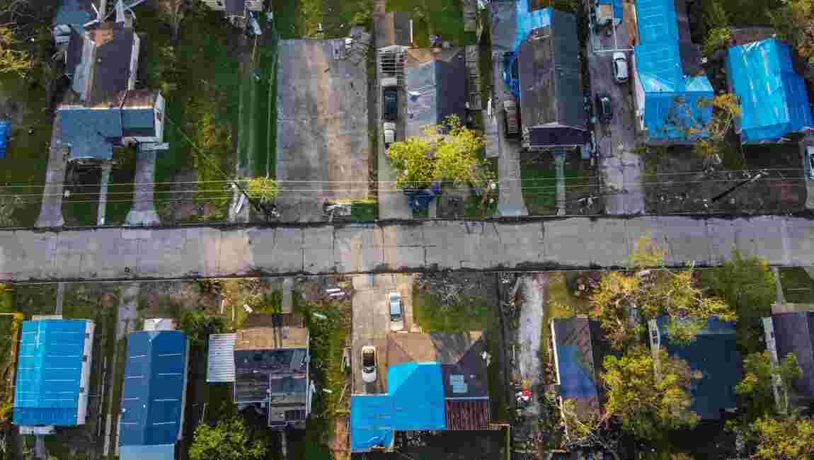 Dieu ou le réchauffement climatique? La Louisiane hésite encore