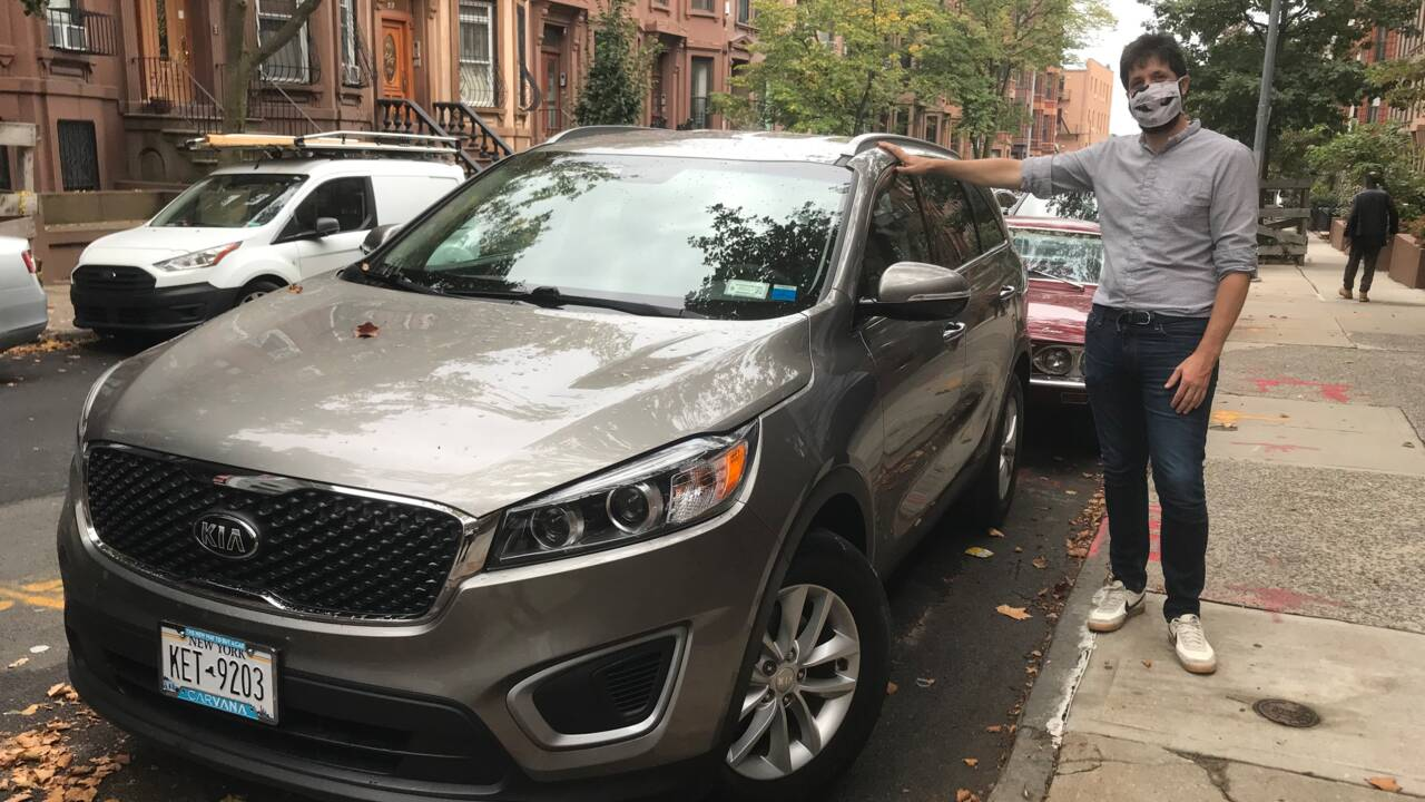 """A New York, la voiture redevient reine, au risque d'un """"Carmageddon"""""""