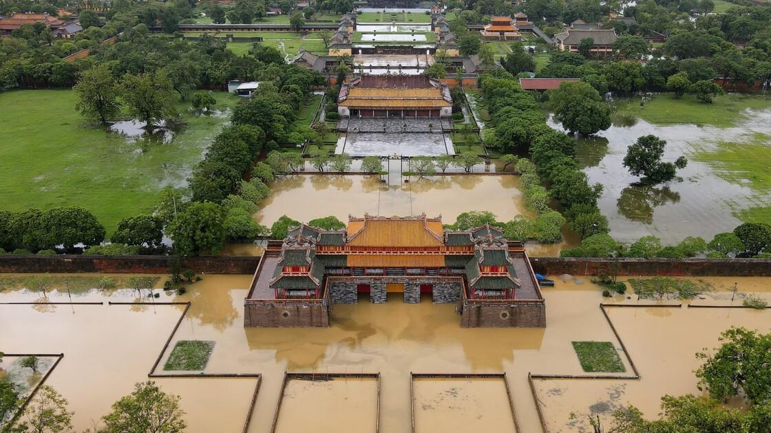 Inondations au Vietnam: au moins 18 morts et près de 46.000 évacués