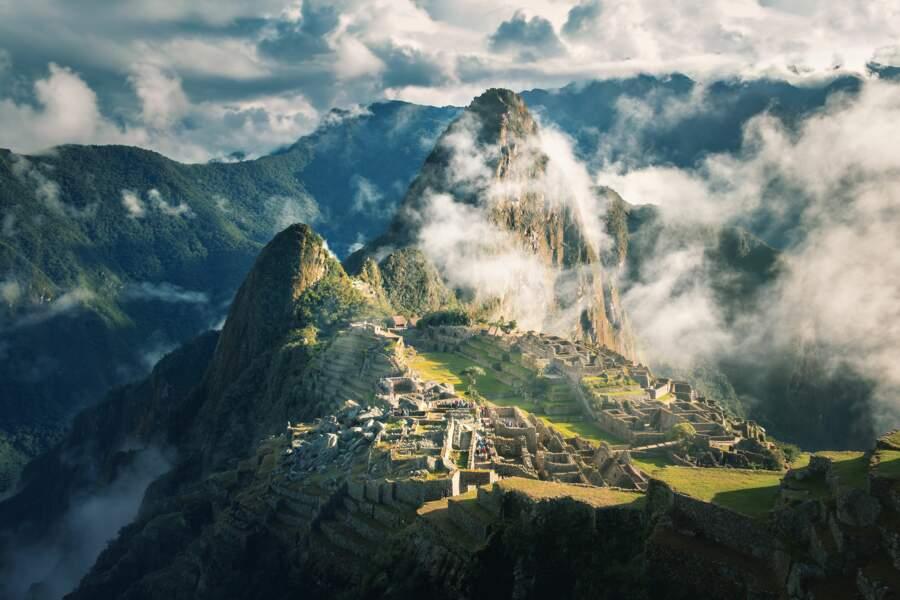 """Machu Picchu : le """"vieux pic"""" en quechua"""