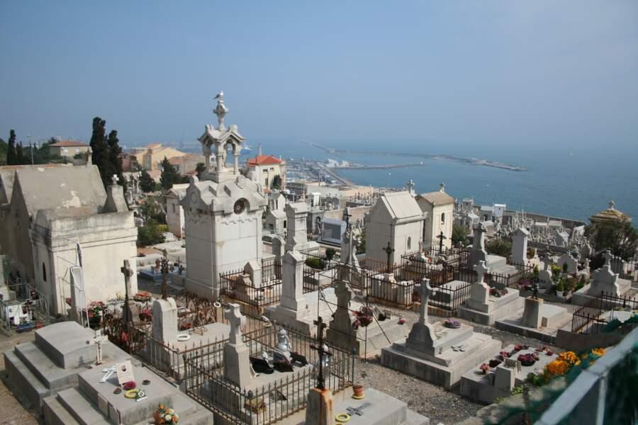 Le cimetière marin de Sète