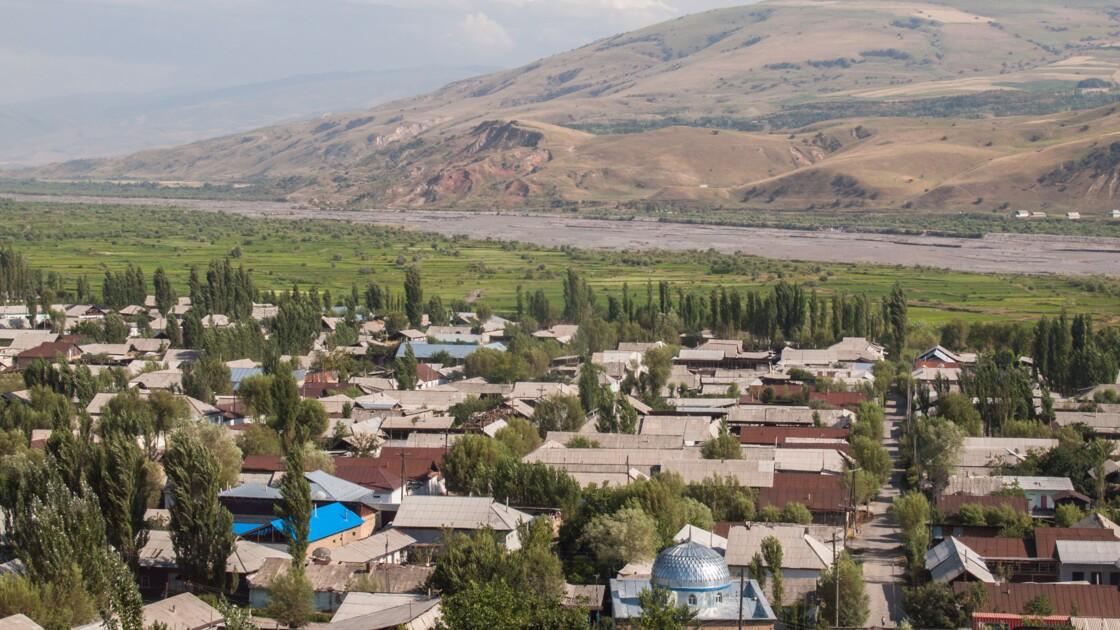 """""""L'Asie centrale redevient le pivot du monde"""""""