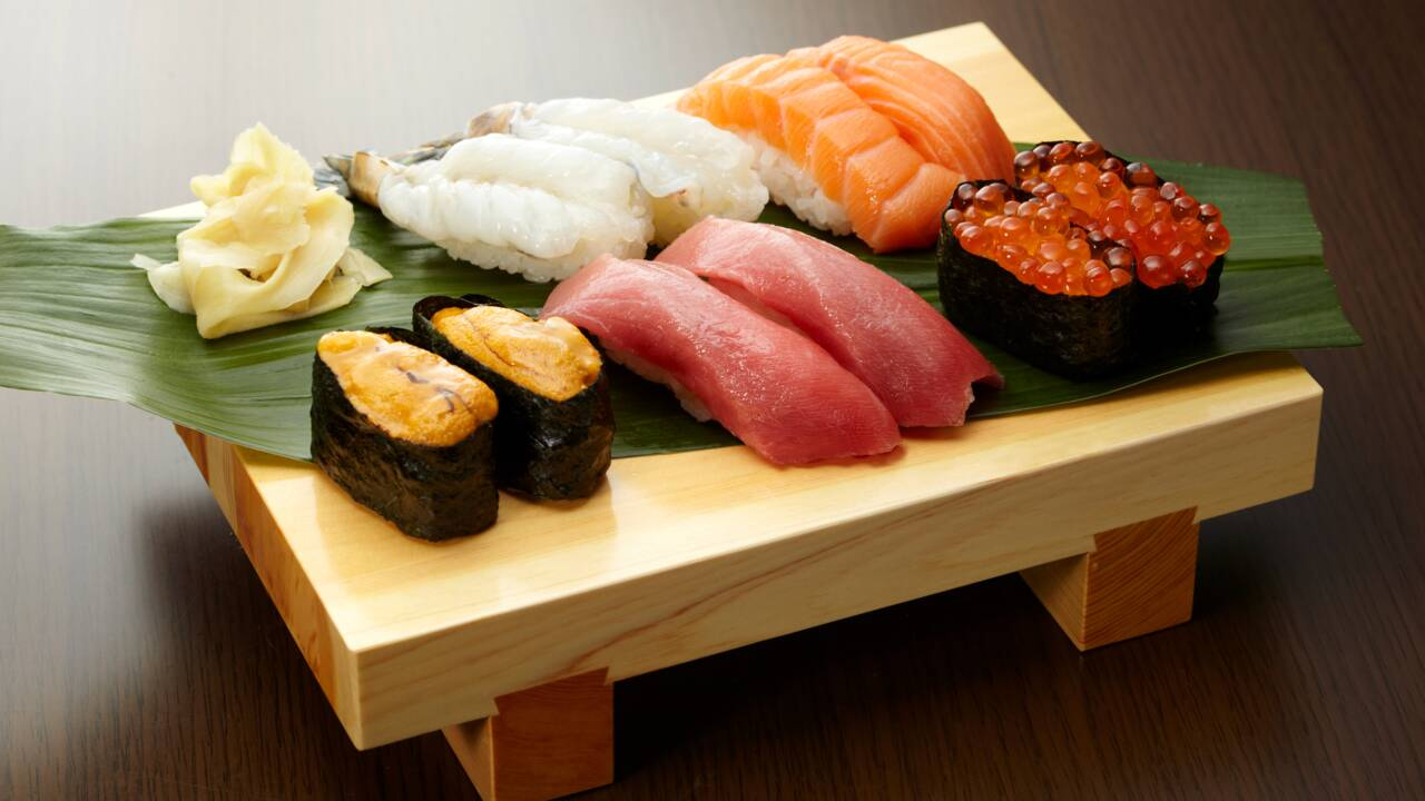 Comment les sushis ont conquis la planète