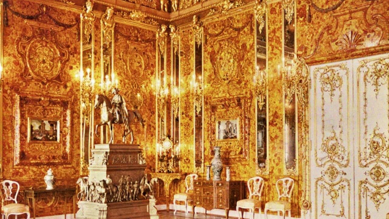 Cette épave nazie découverte dans la Baltique pourrait contenir le trésor d'un palais russe