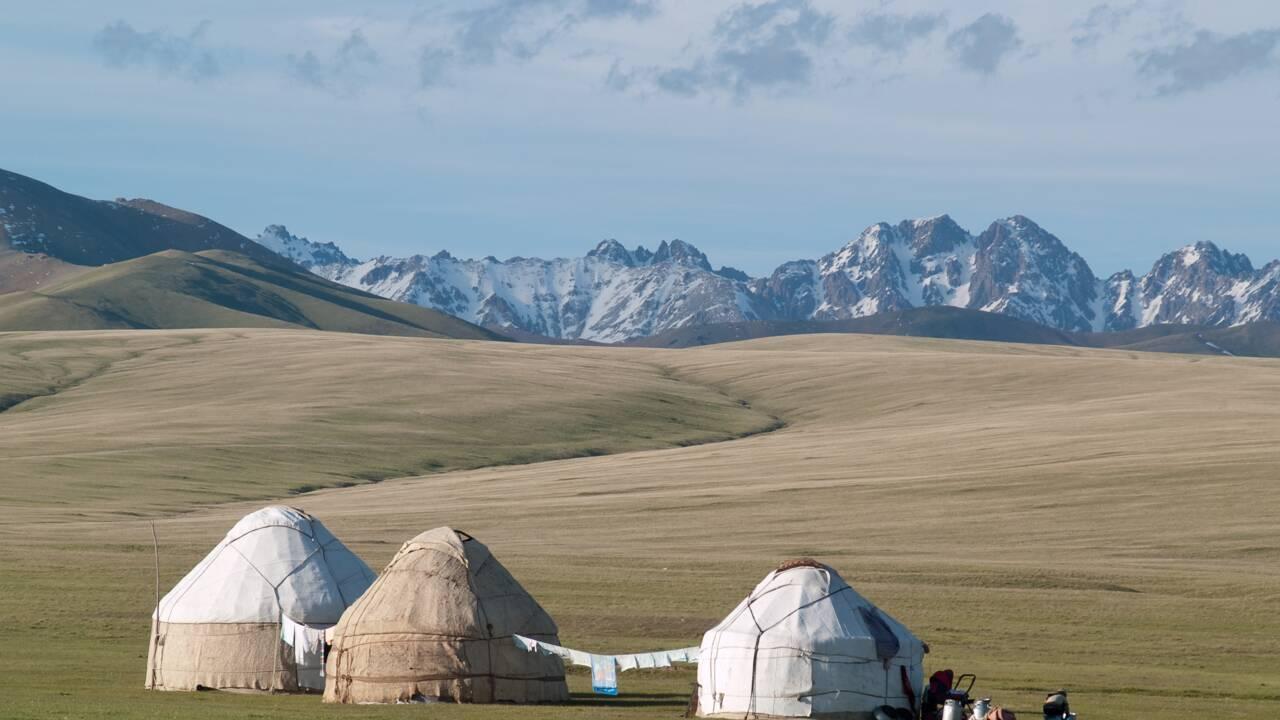 Au Kirghizistan, le bonheur est dans le pâturage d'été