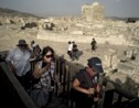 Cisjordanie : le temple du mont Garizim, rival de celui de Jérusalem