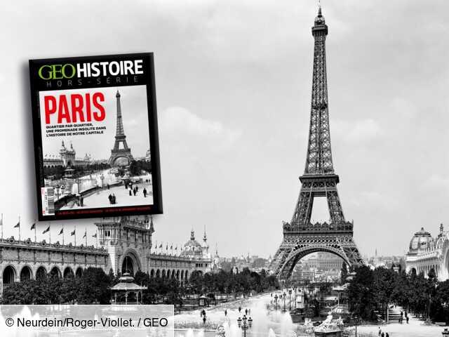 Les mystères de Paris, quartier par quartier, au sommaire du nouveau hors-série GEO Histoire