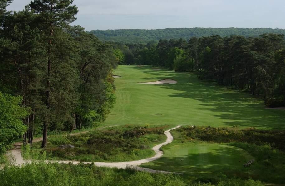 Le golf de Fontainebleau, en Île-de-France