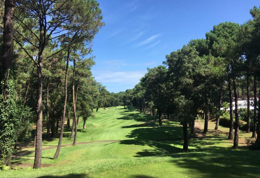 Le golf de Seignosse, dans les Landes