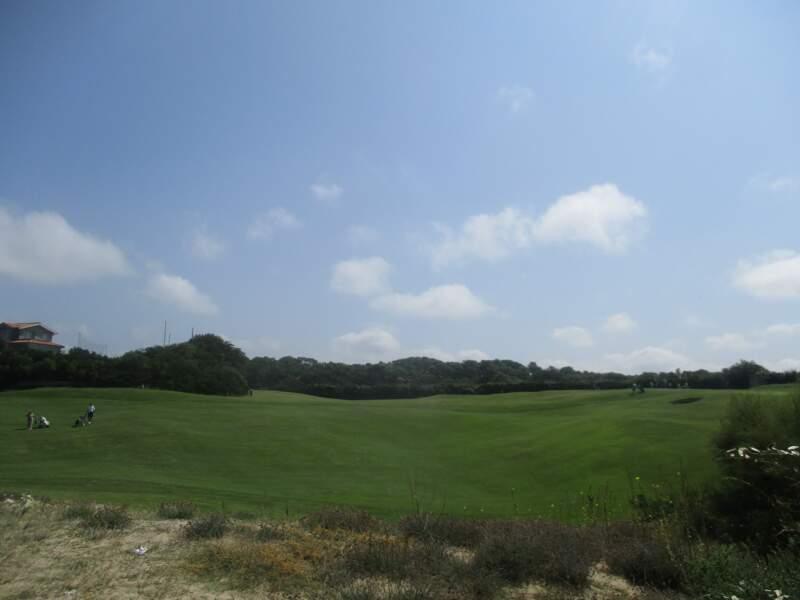Le golf de Chiberta, dans les Pyrénées-Atlantiques