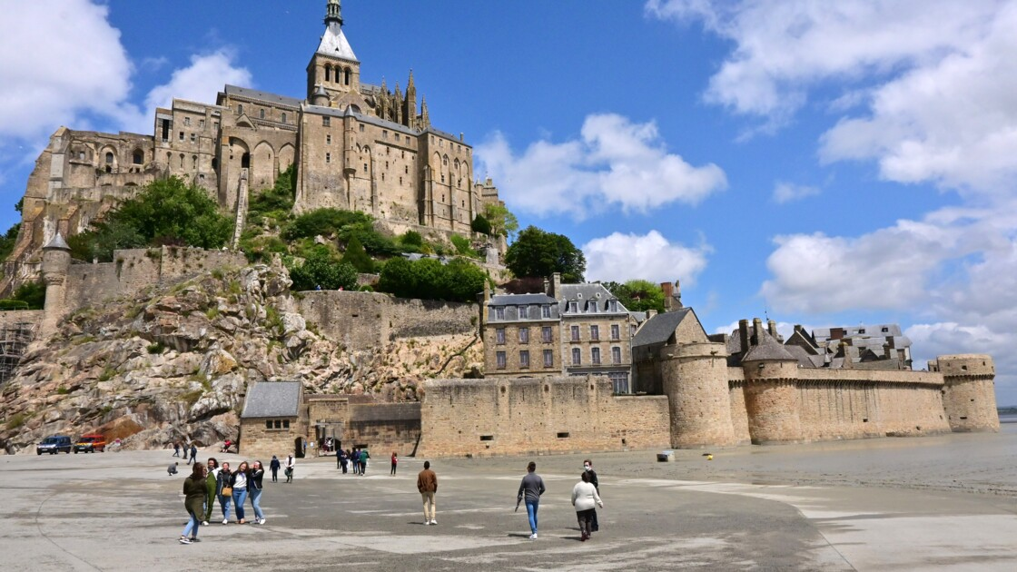Un important chantier de rénovation va débuter au Mont-Saint-Michel