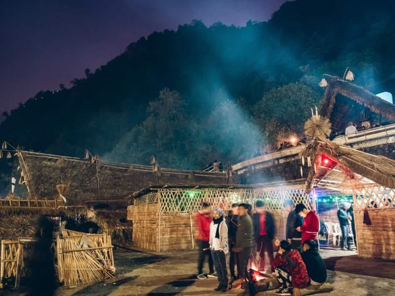 Le festival Hornbill célèbre chaque année les traditions tribales nagas