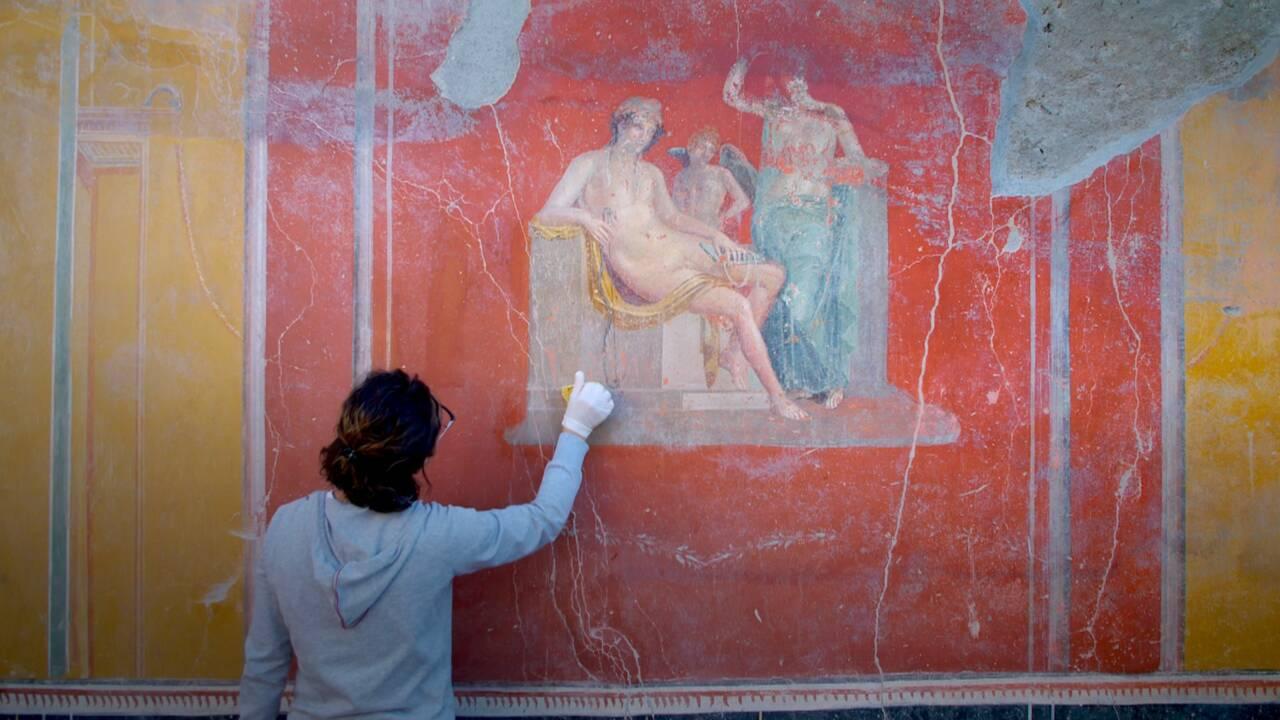Les dernières heures de Pompéi : une enquête archéologique captivante au cœur de la cité disparue