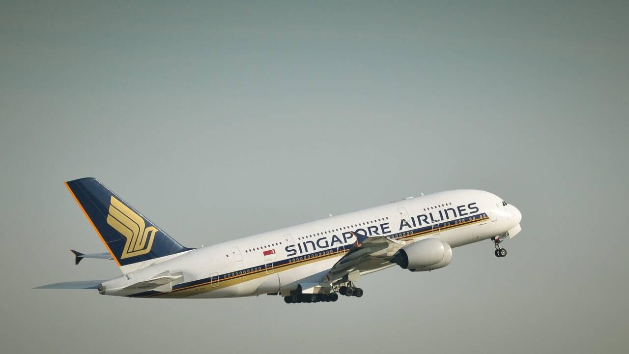 A Singapour, une compagnie aérienne ouvre un restaurant éphémère dans un Airbus A380