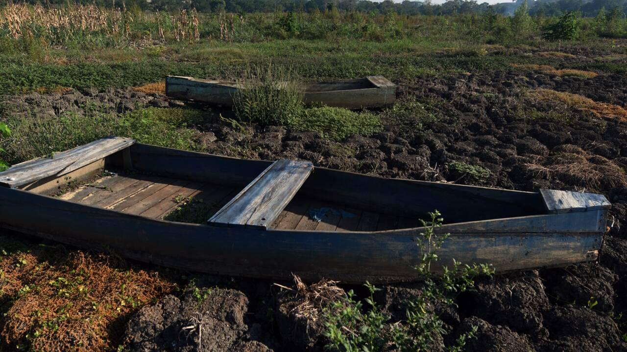 """Lacs asséchés au Honduras: un """"crime contre l'environnement"""""""