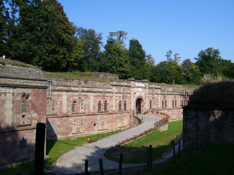 La piste des forts, en Alsace