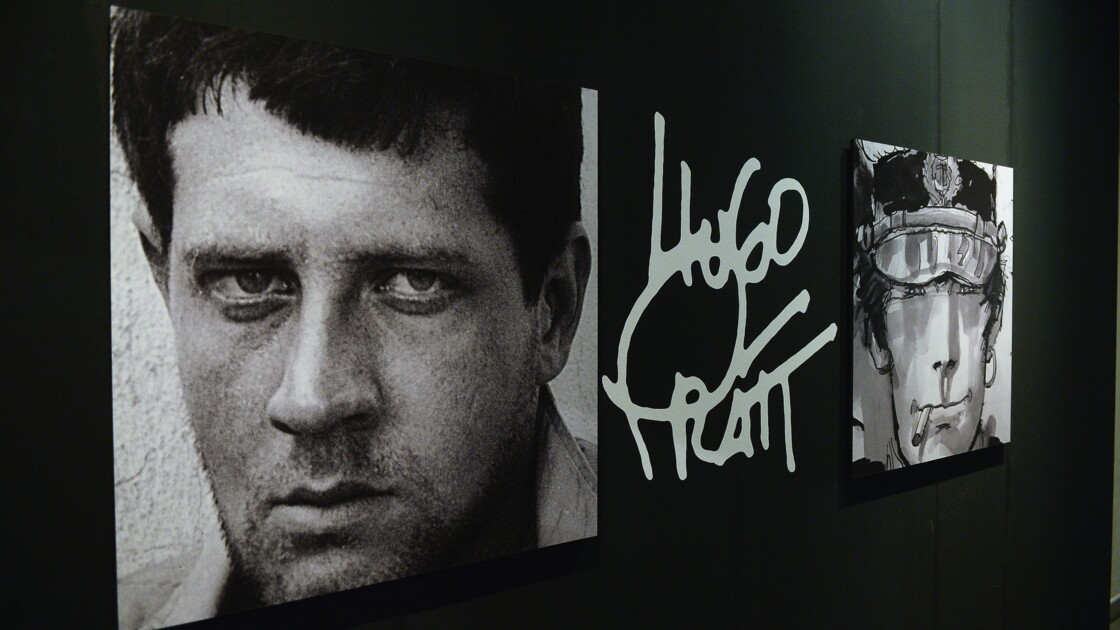 Hugo Pratt : les mille et une vies de l'auteur mystique de Corto Maltese