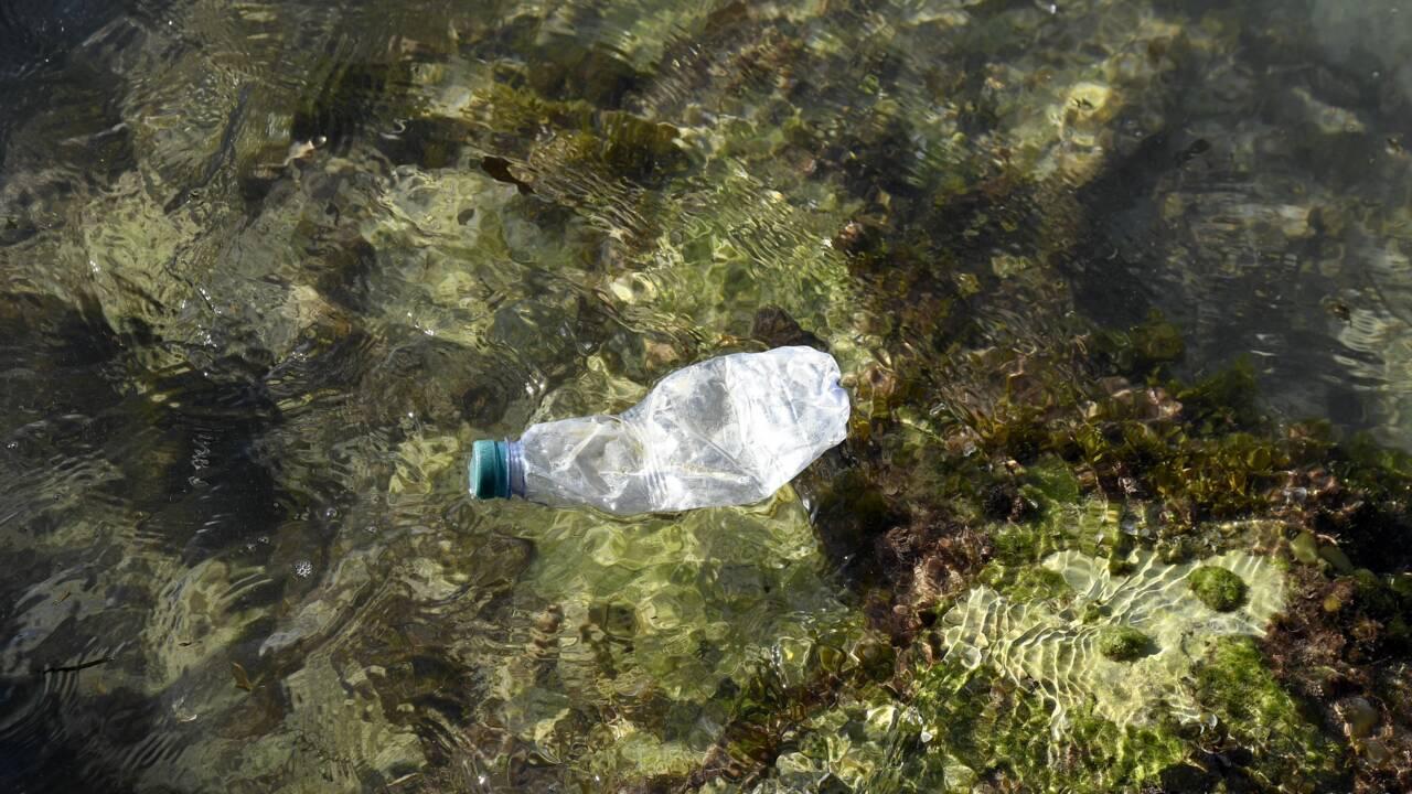 Près de 230.000 tonnes de plastique jetés chaque année dans la Méditerranée