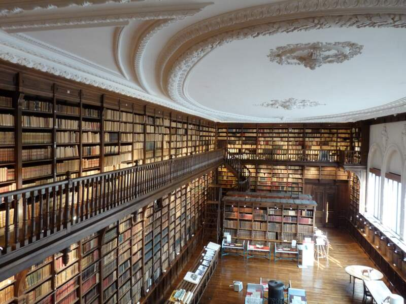 La bibliothèque municipale de Cahors