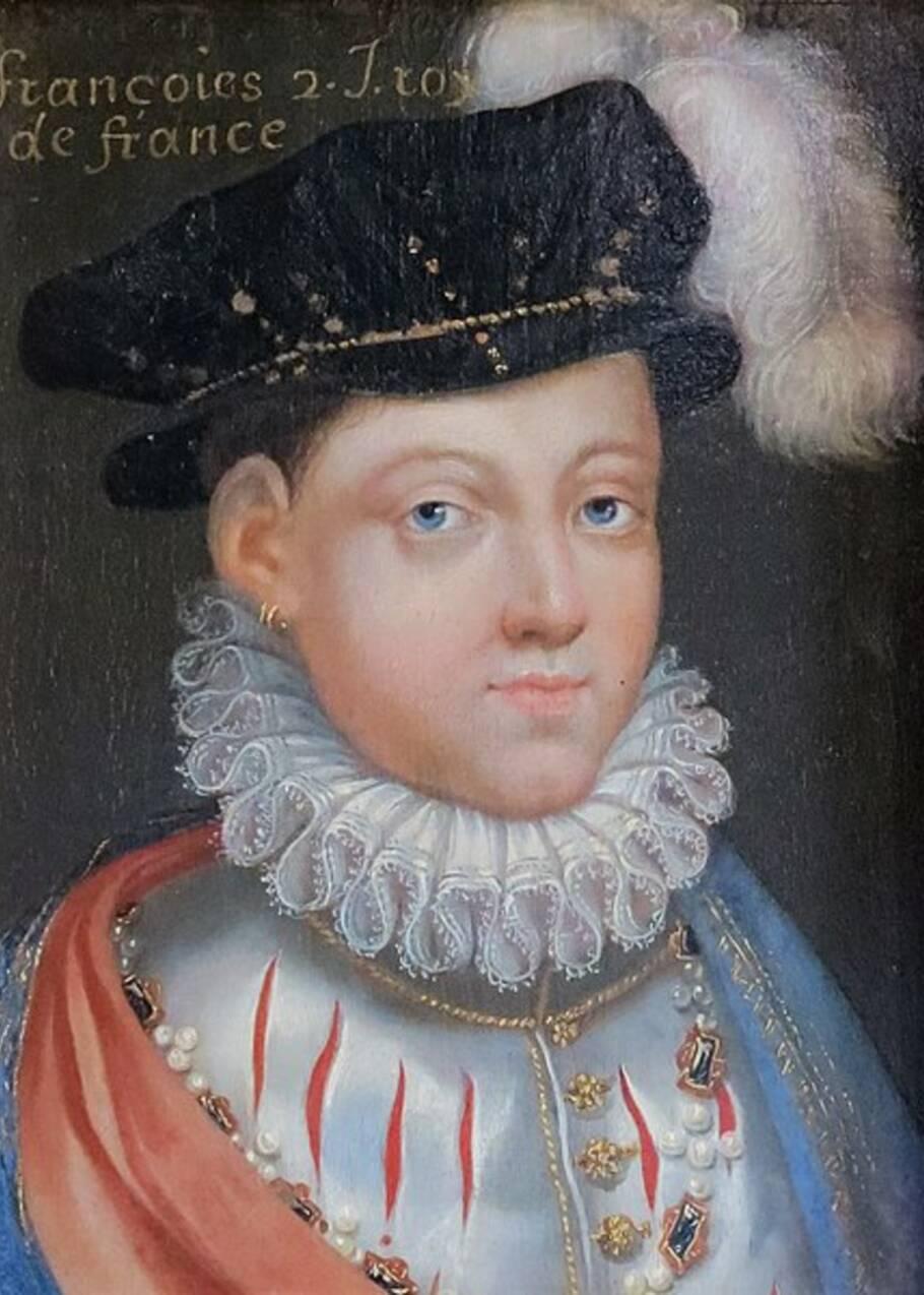 Qui était le roi François II, époux de Marie Stuart ?
