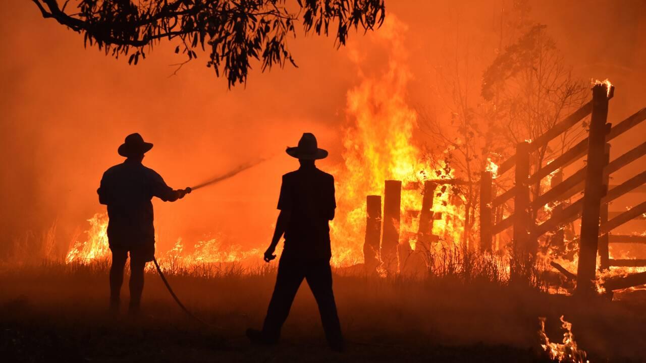 """Australie: des catastrophes plus """"graves et fréquentes"""", selon la commission des feux de 2019/2020"""