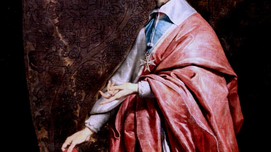 Richelieu : qui était le plus célèbre ministre de Louis XIII ?