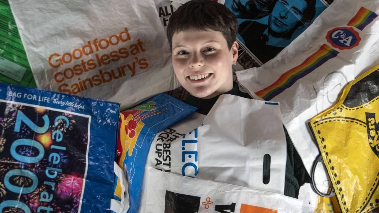Ecosse: une exposition consacrée aux... sacs plastique dans un musée virtuel