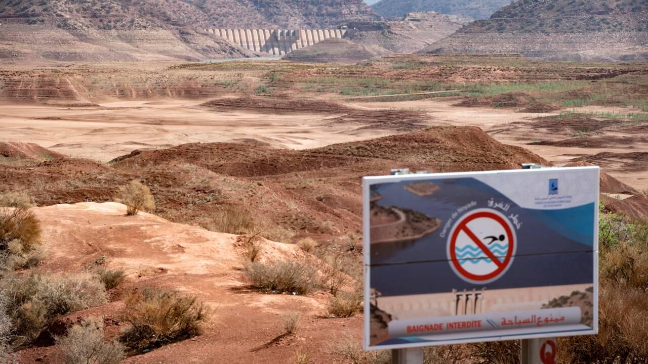 Au Maroc, la sécheresse menace de grandes zones agricoles