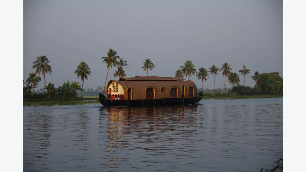 Dans les méandres des Backwaters