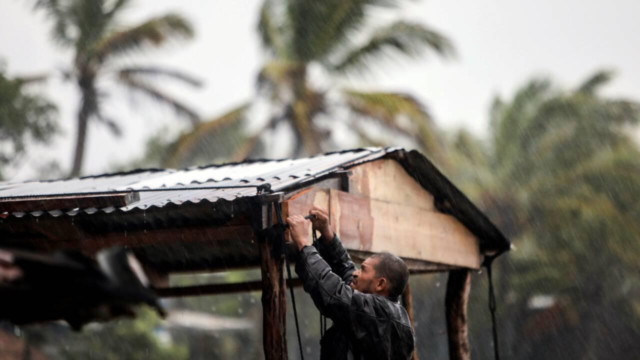 L'ouragan Eta dévaste les côtes du Nicaragua et du Honduras