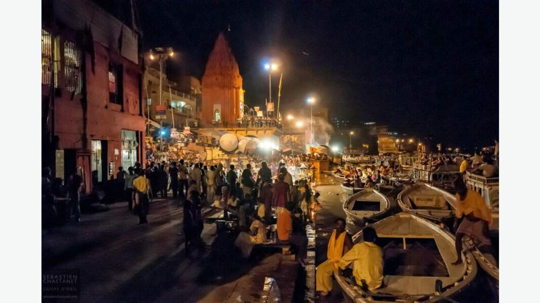 Spiritualité à Varanasi