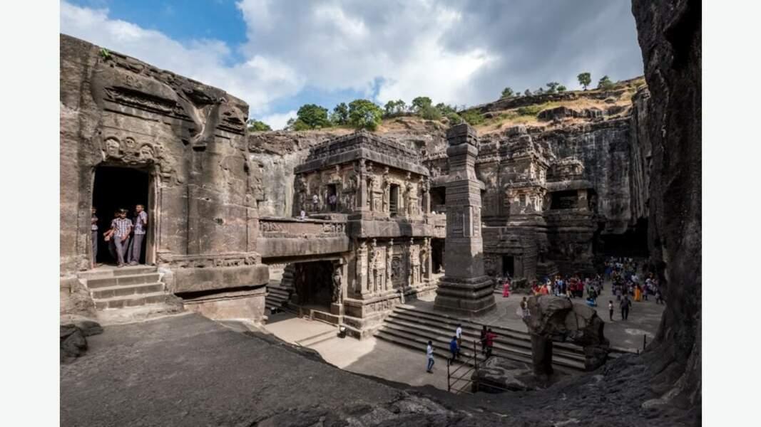 Temple de Kailâsanâtha