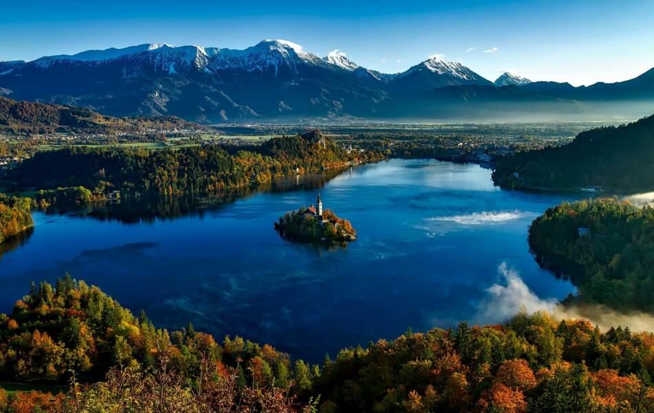 Lake Bled, Slovenie