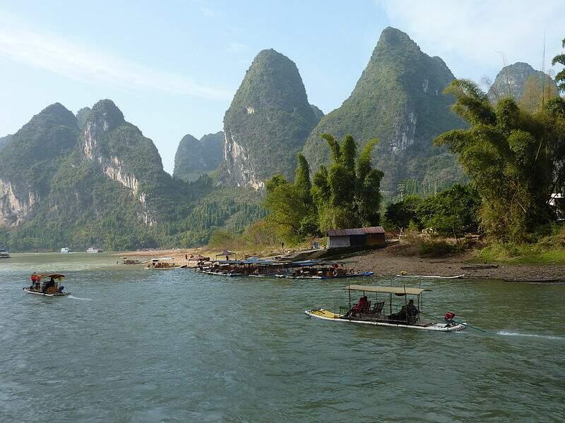 Li River, Chine
