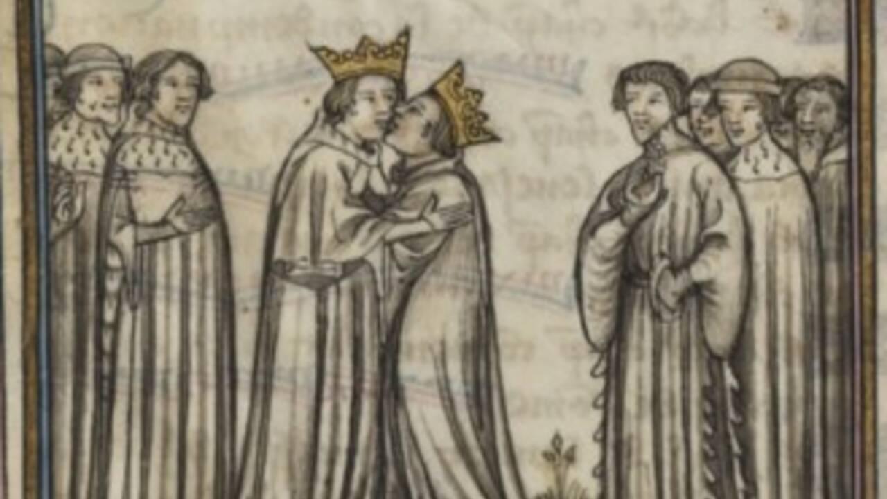 Philippe le Bel et ses descendants, des rois maudits ?