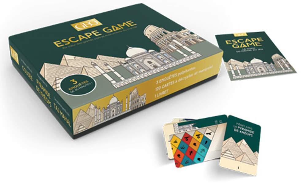 Escape Game Monuments du Monde
