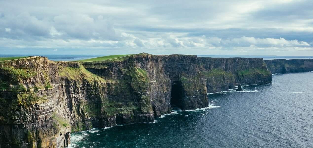 Cliffs of Moher, Irlande