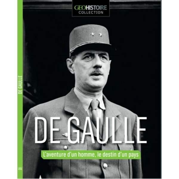 DE GAULLE L'aventure d'un homme, le destin de la France