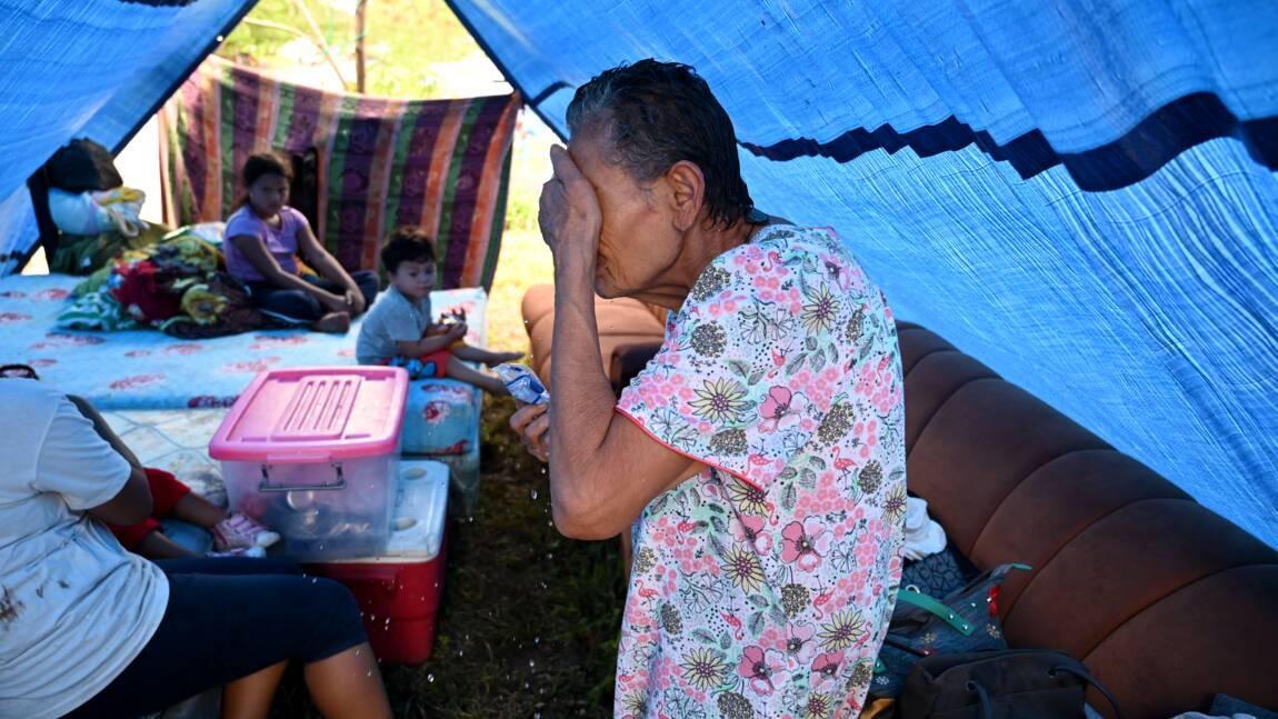 Ouragan Eta en Amérique centrale: près de 200 morts et disparus