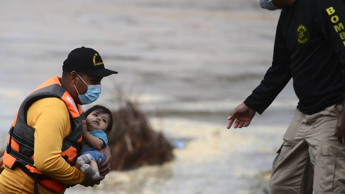 Après avoir frappé l'Amérique centrale, la tempête Eta s'approche de Cuba